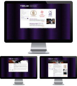 Timelab creation sitew web nos projets agence le coq communication, agence web, agence de communication visuelle, pub, événementielle
