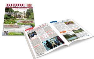 guide magazine maroc magazine marocaine créer par agence de communication le coq